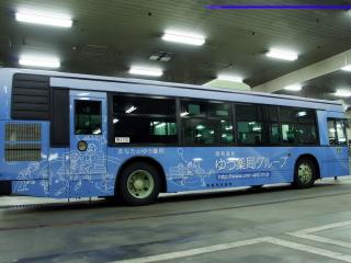 2009〜市バスラッピングデザイン制作