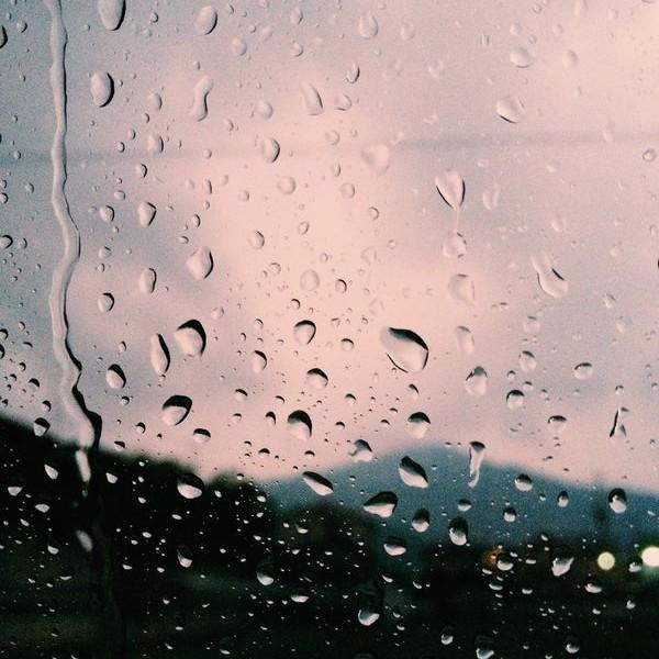 雨がふったら